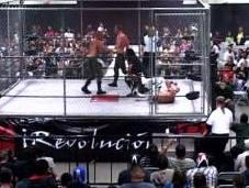 Virtual Cage Match Eco-Revolution