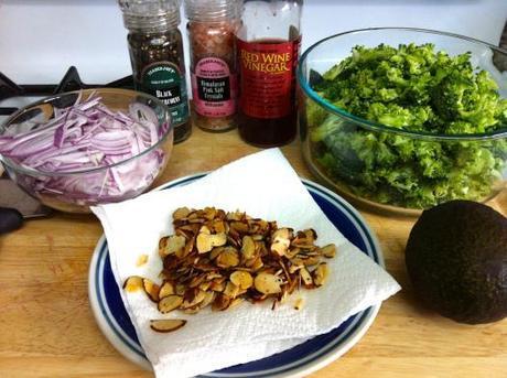 Broccoli Salad Becauseitsgoodforyou.com