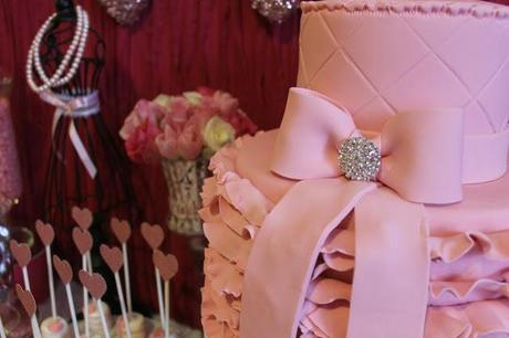 Little Sweetheart Themed 1st Birthday By Simply Divine