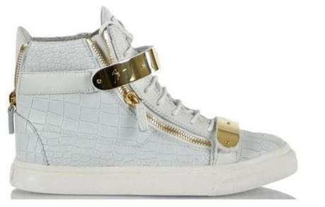 Kanye West x Giuseppe Zanotti Mens Sneakers According to IBN ...