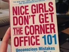 March Book Club: Nice Girls Don't Corner Office