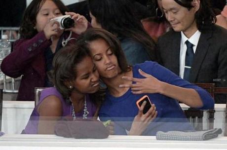 Obama girls2