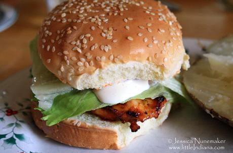 Grilled buffalo chicken sandwich recipe paperblog for Buffalo chicken sandwich recipe grilled