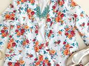 Wear Floral Prints Spring Time Anytime