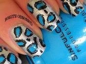 Nail Challenge: Leopard