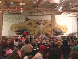 The Crowd at Blind Pig via EatScene