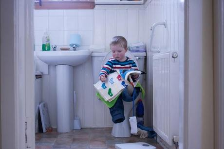 Confessions of a Toilet Training Parent: Part One.