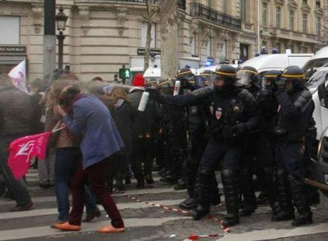 France protest1