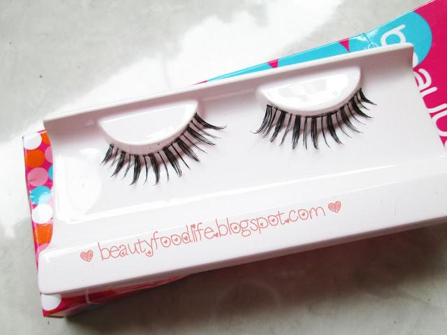 Beauty grooves eyelashes, flirty eyelashes, beautyfoodlife.blogspot.com