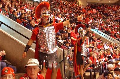 Ottawa Senators Hockey Game