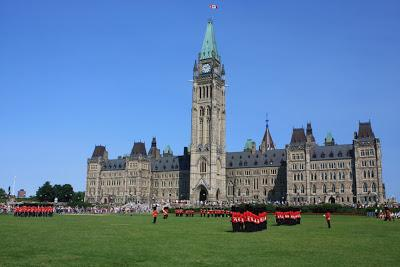 Centre Block, Parliament Hill
