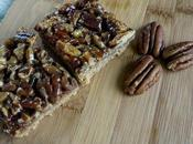 Maple Pecan Squares with Cinnamon Biscuit Base