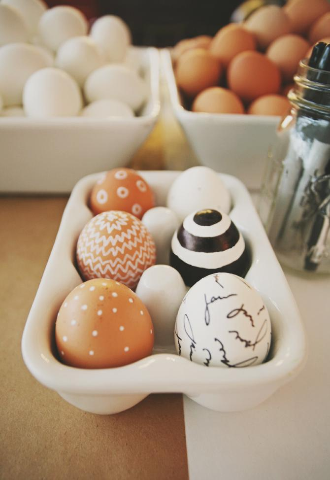 Happy Easter everyone! Here's some crafty ideas for things to make ...