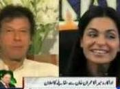 Meera Announces Contest Election Against Imran Khan Lahore