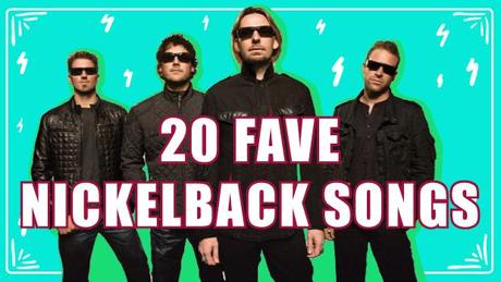 WHP Nickelback April Fools 20 FAVE NICKELBACK SONGS