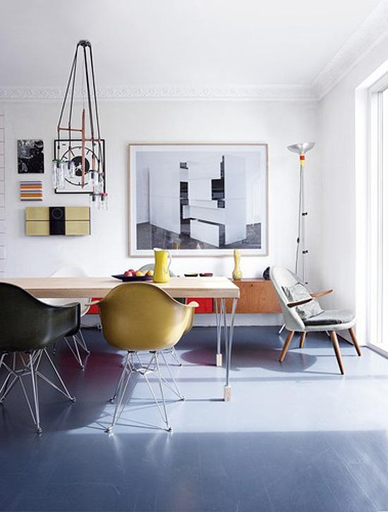 Bauhaus Inspired Paperblog