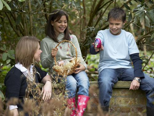Have an Eggstra Wonderful Easter Monday with the National Trust!