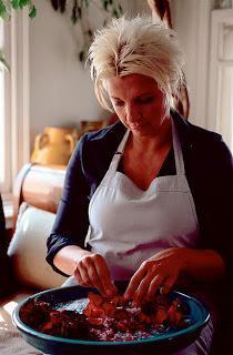 Silvena Rowe - Can she shake up Dubai's Middle Eastern cuisine?