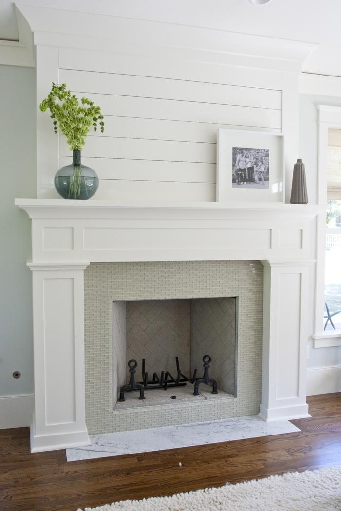 Decorating Around A Fireplace Paperblog
