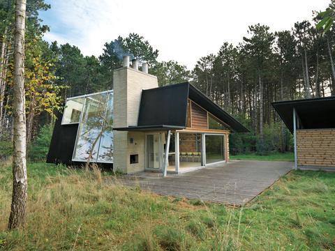 A Coastal Summer Home In Denmark Paperblog