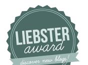 Liebster Award Tag!
