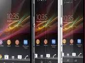 Sony Xperia Price Tags, European Market
