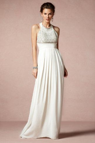 Aisle Style: Grecian Style Wedding Gowns - Paperblog