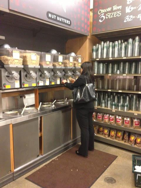 Make Your Own Nut Butter At Whole Foods