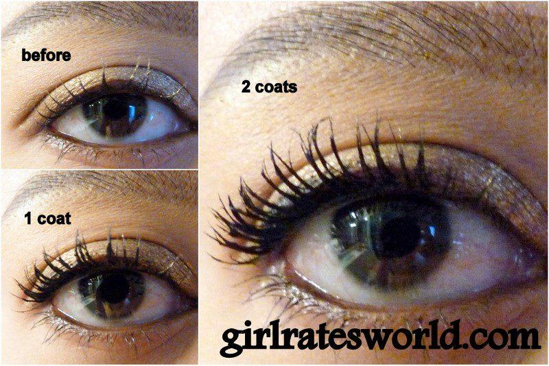 Loreal Telescopic Shocking Extensions Mascara Review - Paperblog