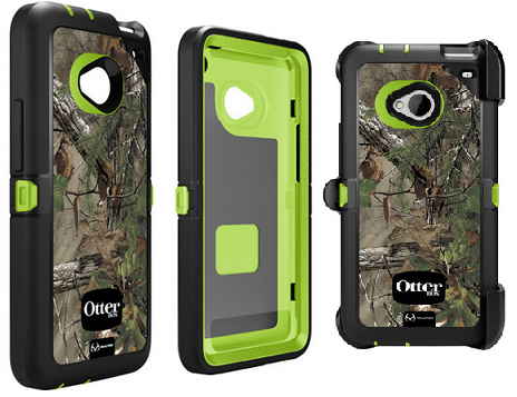 OtterBox Commuter and Defender Series for HTC One