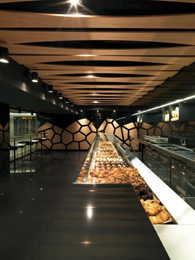 Luxury interior design by fendi casa interiors paperblog - Vyta Boulangerie Italiana Bakery Design Paperblog