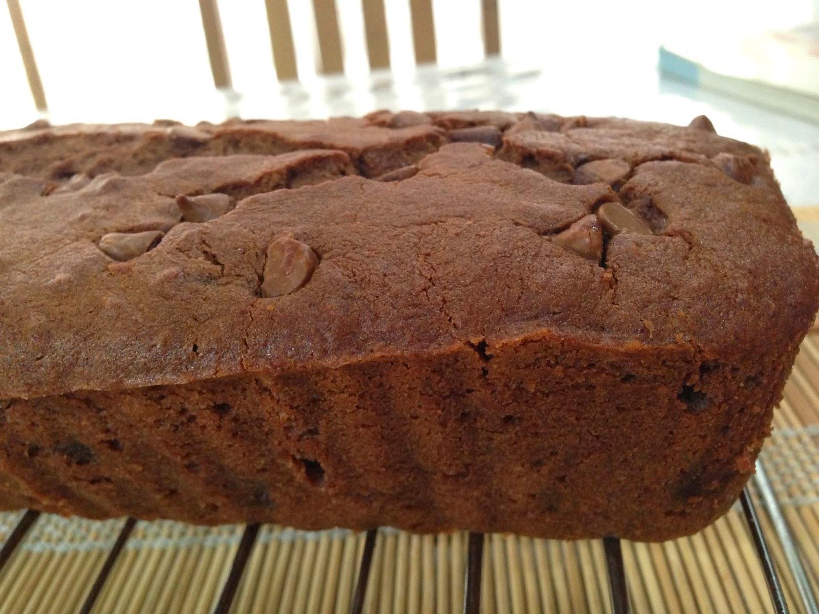 Deep Chocolate Pound Cake Recipe — Dishmaps