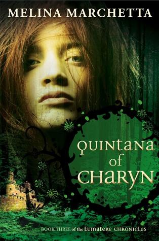 Book Review: Quintanna of Charyn by Melina Marchetta