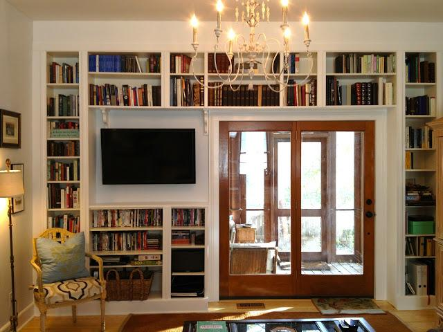Built in Bookcases Ikea an Amazing Ikea Hack Built in
