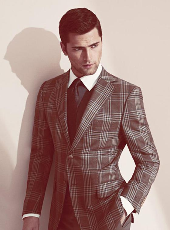 SEAN O'PRY Male Model of the Moment