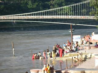 Rishikesh (You Can Never Step in the Same River Twice)