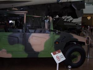 The Chinese Mengshi FAV Humvee Copy