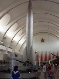 Great hall of the Military Museum