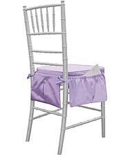 Chair Covers with Unique Pockets