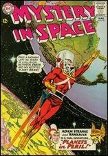 Mystery In Space #90