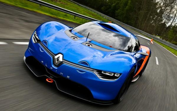Charming Top 10 Coolest Concept Cars Of All Time
