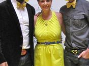 Dress Yellow Brightens Topic Cancer