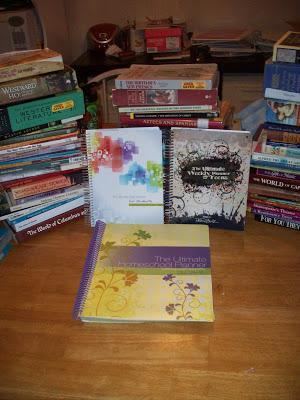 The Ultimate Homeschool Planners from Apologia