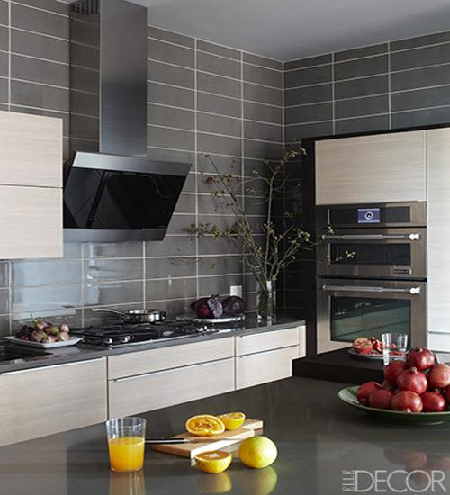 Kitchen Backsplash Large Tiles what's new in tile design - paperblog