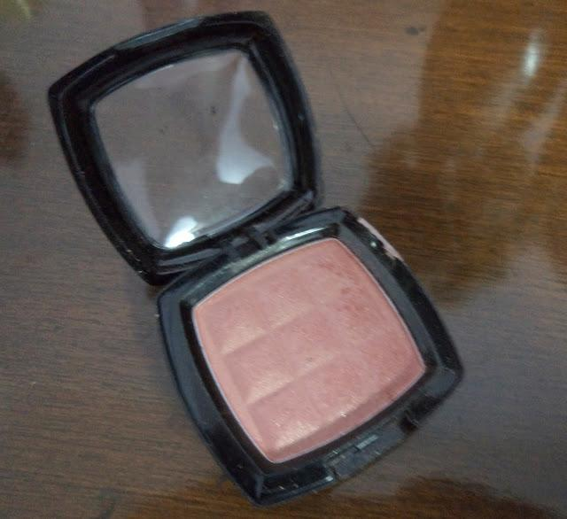 NYX Powder Blush in Pinched Review