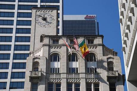 Art Deco Dream--The Oviatt Building