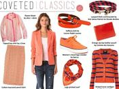 Coveted Classics: Orange Accents