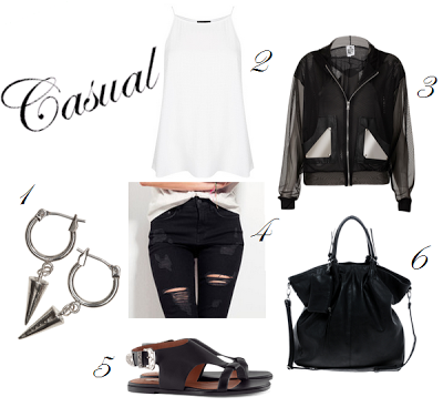 what to wear for a party casual