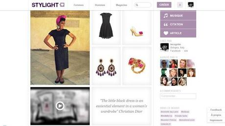 STYLIGHT : The Fashion European Community