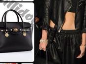Miley Cyrus Parties Miami Wearing Noir, Versace Saint...